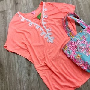 {Lilly Pulitzer} Balleta Coverup